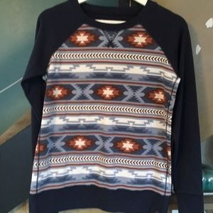 Tops - Brand new EDDIE BAUER Aztec shirt/top